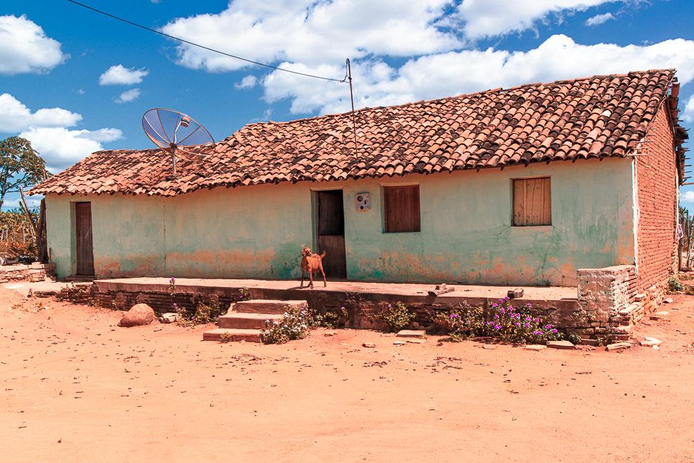 Casa em Nova Olinda - Ceará