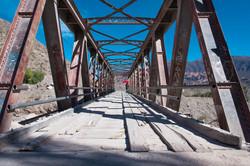 Puente en Tílcara