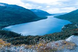 Lago Escondido y Fagnano