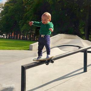Skate Session Alix