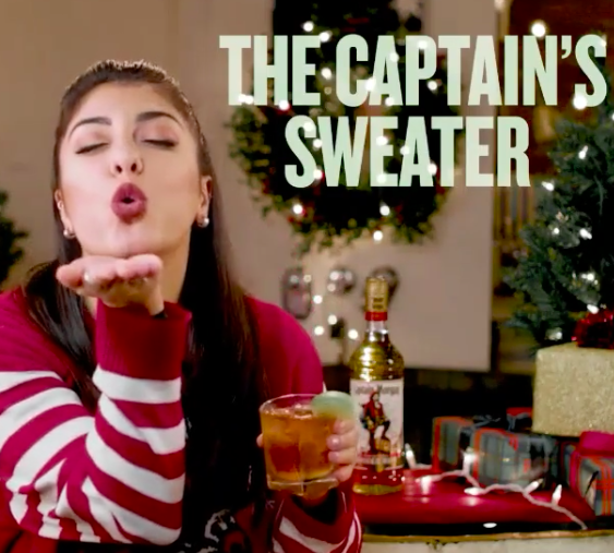 Captain Morgan commercial
