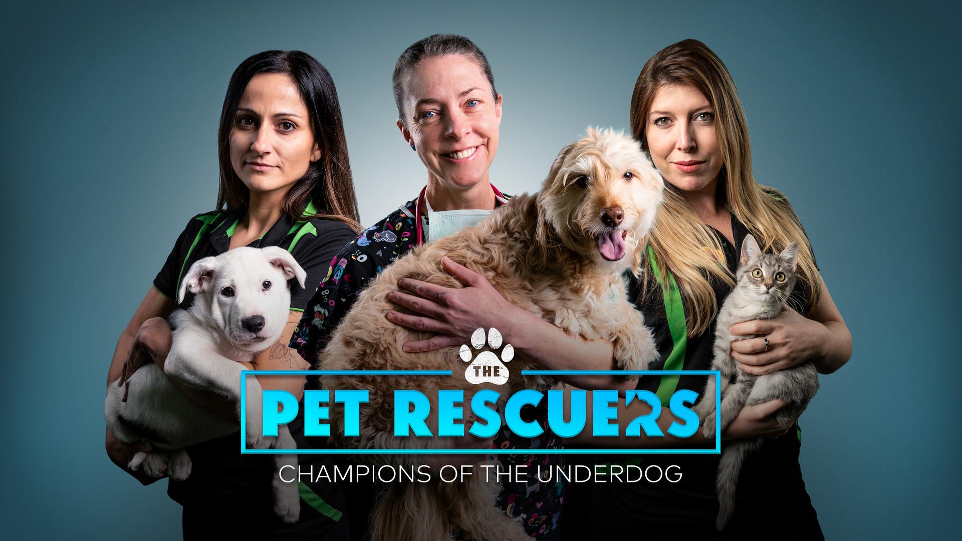 The Pet Rescuers (10 x 30')
