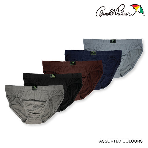 Arnold Palmer 100% Combed Cotton Mini Briefs