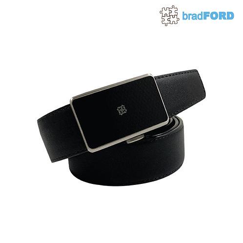 bradFORD Auto Lock Genuine Leather Belt