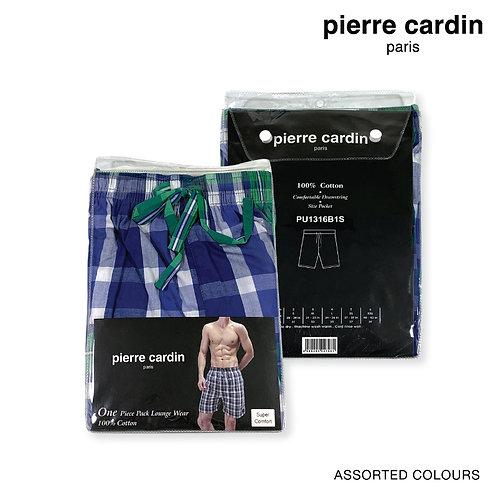 Pierre Cardin 1 Piece Pack Lounge Wear 100% Cotton