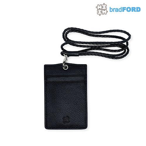 bradFORD Genuine Leather Lanyard