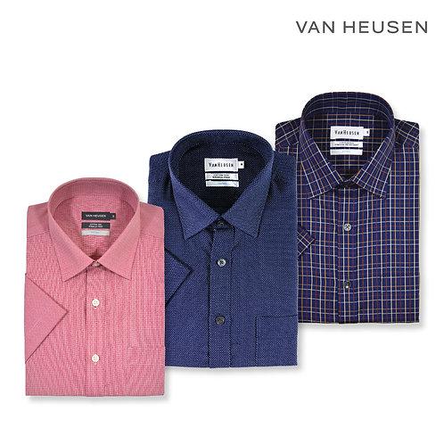 Van Heusen Short Sleeve Men's Shirt