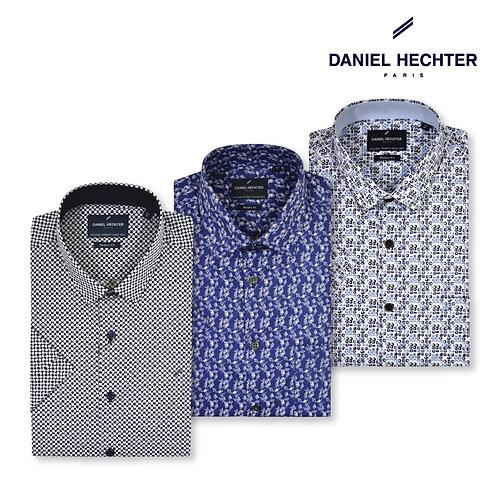 Daniel Hechter Short Sleeve Men Shirt