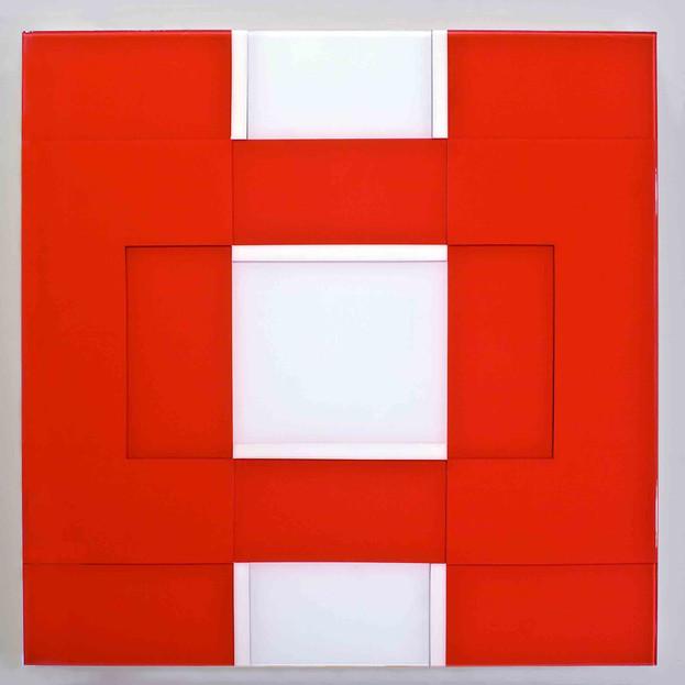 Cad Red Grid II