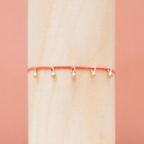 Armband / Bauble / Chili