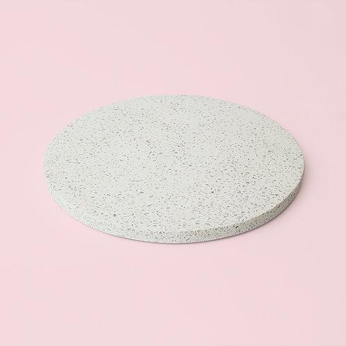 Deko-Tablett / Terrazzo