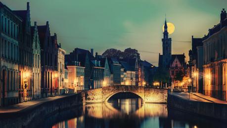 Death In Bruges