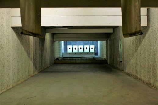 25m Pistolenstand