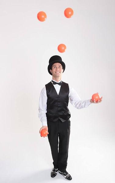 Juggler jefferson freire