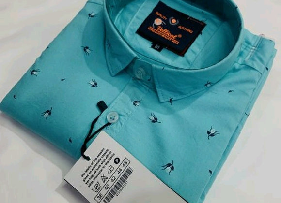 VELLICAL NEW PRINTED SHIRT
