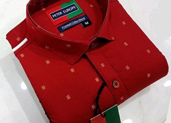 Trendy elegant men's shirt