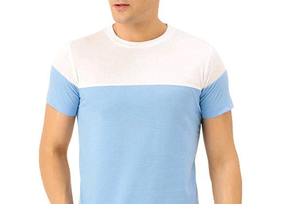 Seven Rocks 100% Cotton Regular Fit  Round Neck Full Sleeve Men's T-Shirt Fabric