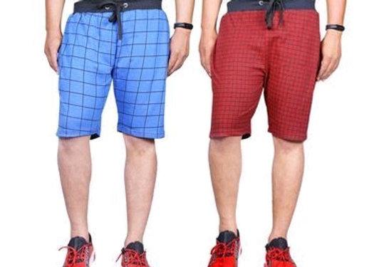 Ayan Fancy Cotton Men's Shorts Vol 1