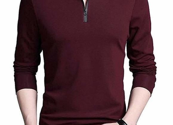 Stylish Men's Cotton Blend T-Shirt