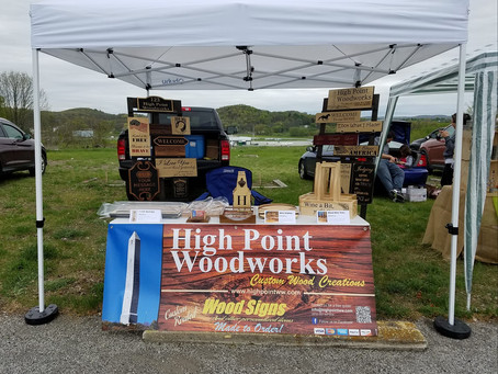 Start of High Point Woodworks