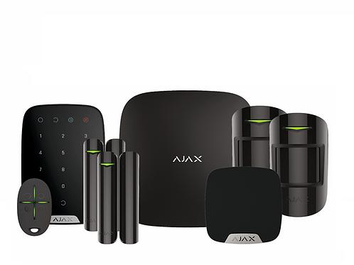 Ajax Hubkit Premium zwart/wit