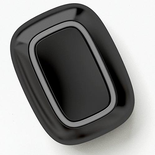 Ajax Button zwart/wit, draadloze paniekknop