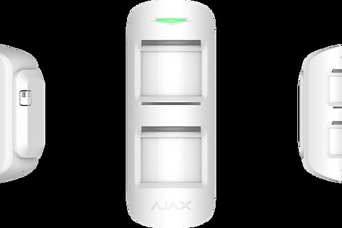 Ajax AJ-MotionProtect Outdoor, wit, draadloze buiten PIR, anti-mask