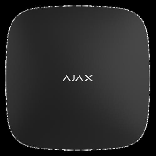 Ajax Centrale 1, zwart/wit, met GSM en IP communicatie