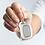 Thumbnail: Ajax Button zwart/wit, draadloze paniekknop