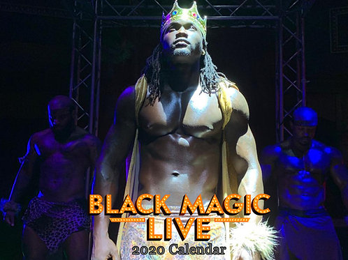 Black Magic Live ® 2020 Calendar