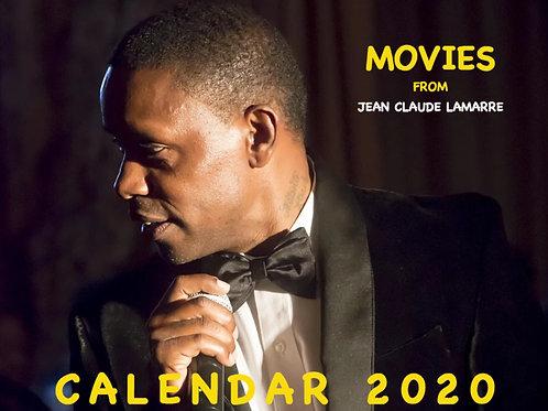 Jean Claude Lamarre 2020 Calendar