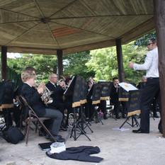 Concert at Victoria Park