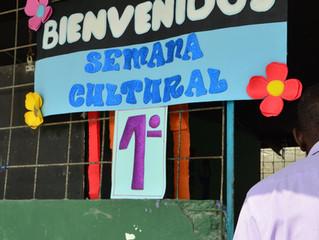 "Die ""Semana Cultural"""