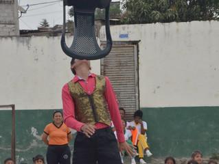 Zirkus in der Schule