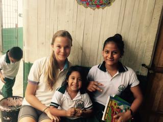 """""""Es fehlt niemals an Liebe"""" - Eindrücke unserer Praktikantin Daria in Ecuador"""