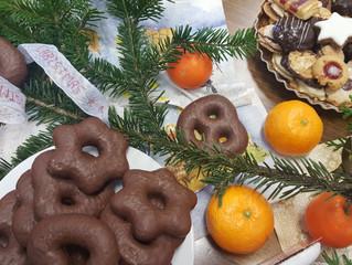 Weihnachtspost - Rückschau im Newsletter