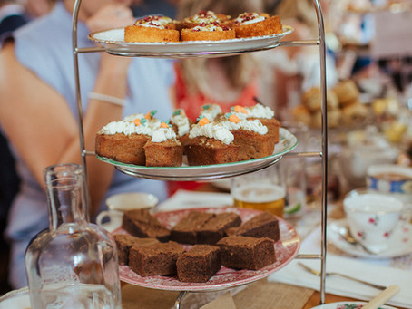 Afternoon Tea etiquette- and the Tea Time way!