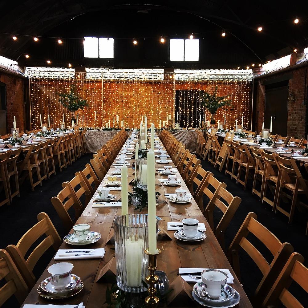 Crayke Hall Wedding Barn