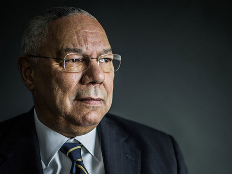 13 RULES OF LEADERSHIP BY COLIN POWELL