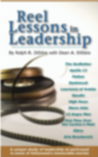 Reel Lessons in Leadeship book