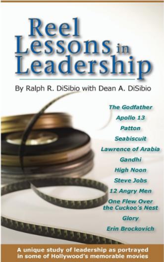 Reel Lessons in Leadeship book
