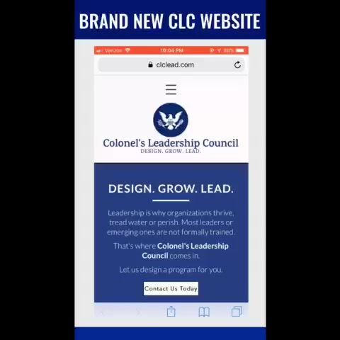 NEW WEBSITE ALERT!!!