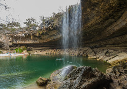 Hamilton Pool Reserve, Texas
