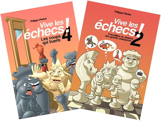 Vive les échecs ! 4&2