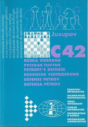 Encyclopédie des ouvertures : C42 Défense Petrov