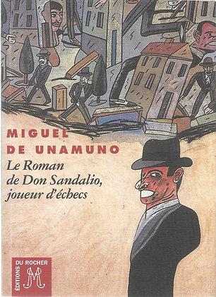 Le roman de Don Sandialo, joueur d'échecs