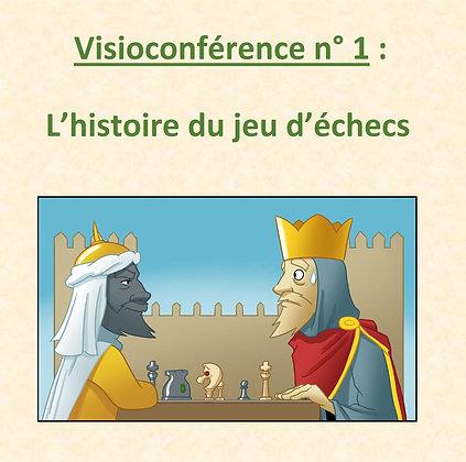 L'histoire du jeu d'échecs #ind