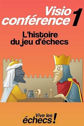 L'histoire du jeu d'échecs