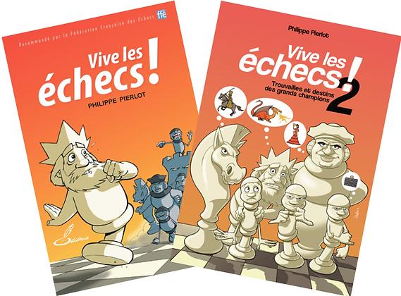 Vive les échecs ! 1&2