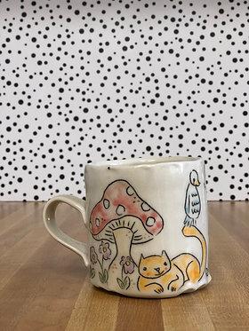 Carole Epp - Contemplative mug